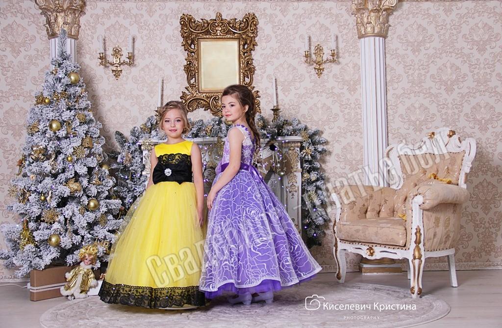 Прокат детских платьев в Гомеле