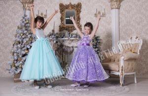 скидки на прокат детских платьев